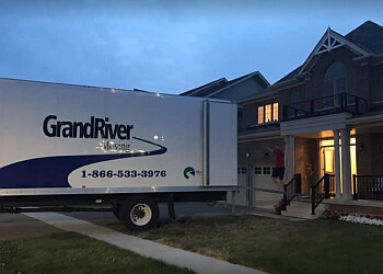 Kitchener moving company Grand River Moving