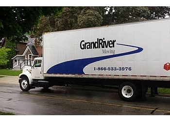 Kitchener moving company Grand River Moving Services