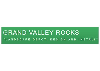 Cambridge landscaping company Grand Valley Rocks Inc.