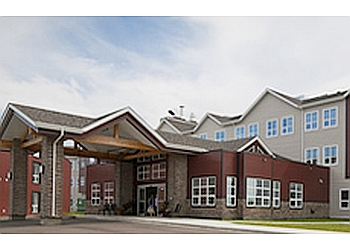 Grande Prairie retirement home Grande Prairie Care Centre