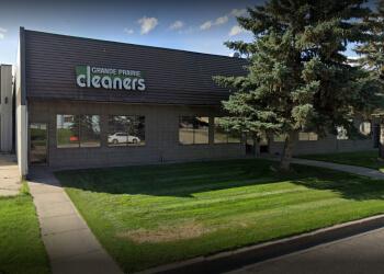 Grande Prairie dry cleaner Grande Prairie Cleaners Ltd