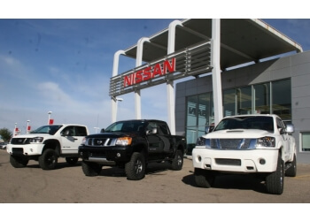 Grande Prairie car dealership Grande Prairie Nissan