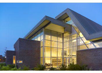 Grande Prairie landmark Grande Prairie Public Library