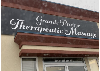Grande Prairie massage therapy Grande Prairie Therapeutic Massage