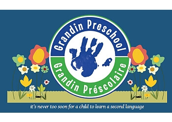 Edmonton preschool Grandin Préscolaire