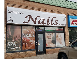 Oshawa nail salon Grandview Nails