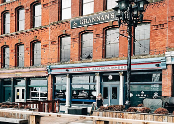 Saint John seafood restaurant Grannan's Seafood & Grill