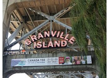 Vancouver amusement park Granville Island Water Park