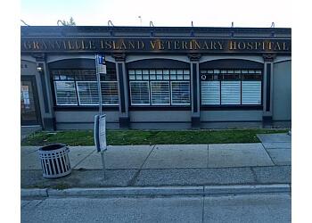 Vancouver veterinary clinic Granville Island Veterinary Hospital