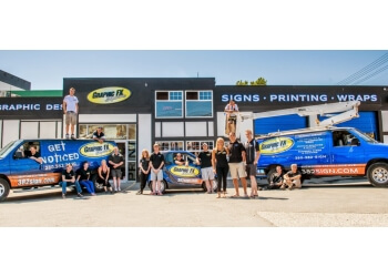 3 Best Sign Companies in Victoria, BC - Expert Recommendations