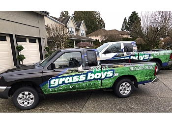 Langley lawn care service Grassboys Lawn Maintenance