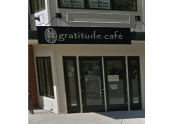 Kelowna vegetarian restaurant Gratitude cafe