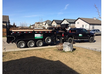 Red Deer landscaping company Graymac Yard Completions
