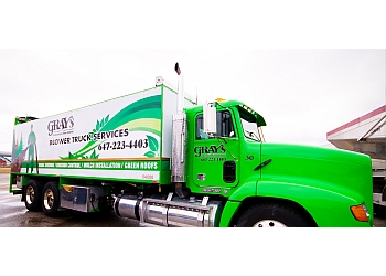Pickering landscaping company Gray's Landscaping & Snow Removal