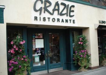 Toronto italian restaurant Grazie Ristorante