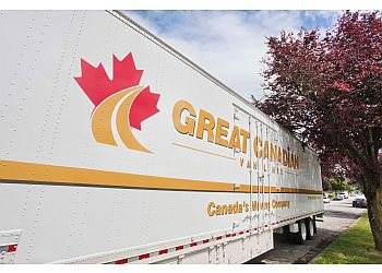 Surrey moving company Great Canadian Van Lines