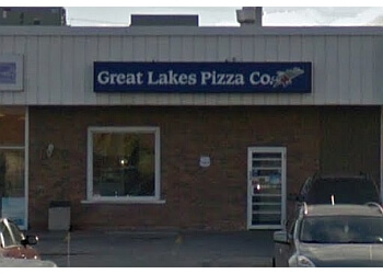 Sudbury pizza place Great Lakes Pizza Co.