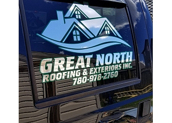 Grande Prairie roofing contractor Great North Roofing