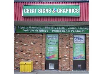 Welland printer Great Signs & Graphics