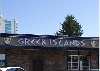 Abbotsford mediterranean restaurant Greek Islands Restaurants