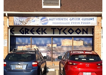 Whitby mediterranean restaurant Greek Tycoon Restaurant