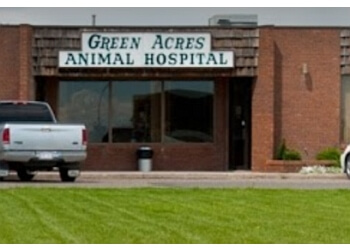 Lethbridge veterinary clinic Green Acres Animal Hospital