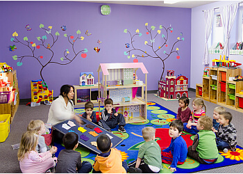 Coquitlam preschool Green Apple Daycare