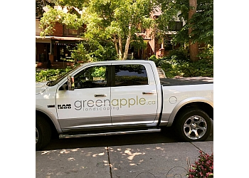 Toronto landscaping company Green Apple Landscaping