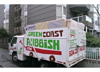 North Vancouver junk removal Green Coast Rubbish