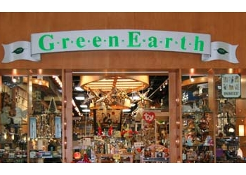 Burlington gift shop Green Earth