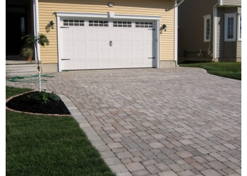 Fredericton landscaping company Green FX Landscaping Design Inc.