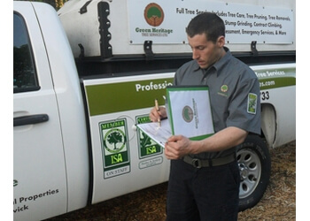 Halifax tree service Green Heritage Tree Services Ltd.