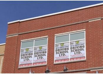 Oakville driving school AA-A Green Light Driving School