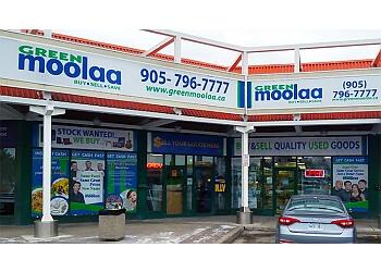 Brampton pawn shop Green Moolaa