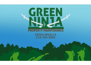 London snow removal Green Ninja Property Maintenance