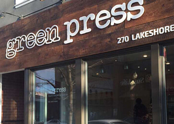 Oakville juice bar Green Press