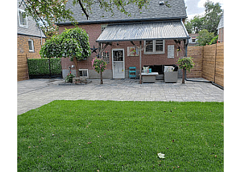 Mississauga landscaping company Green Scene Landscaping