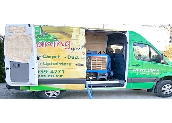 Vaughan carpet cleaning Green Spotless