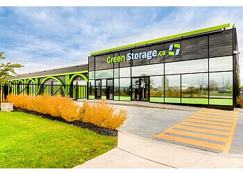 Ajax storage unit Green Storage