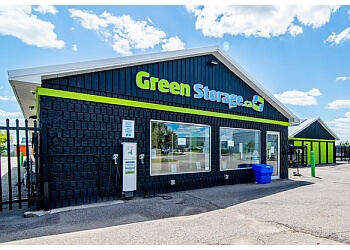 Caledon storage unit Green Storage