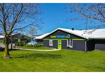 Newmarket storage unit Green Storage