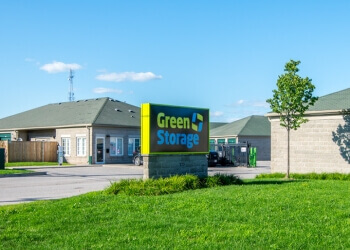 Orillia storage unit Green Storage