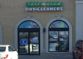 Burlington dry cleaner Green Terra Dry Cleaners