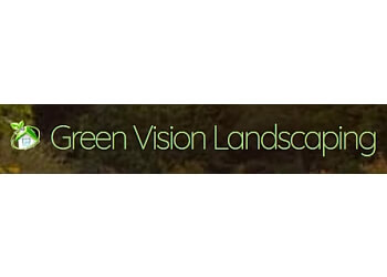 Surrey landscaping company Green Vision Landscaping