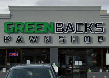 Belleville pawn shop Greenbacks Pawnshop