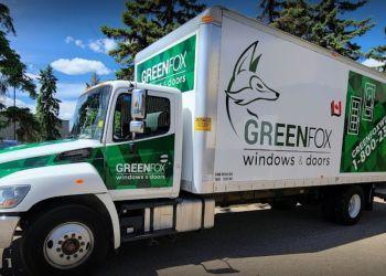 Edmonton window company Greenfox Windows & Doors