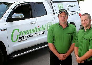 Belleville pest control Greenshield Pest Control Inc.