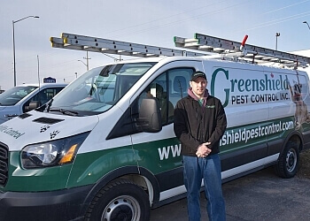 Kingston pest control Greenshield Pest Control Inc.