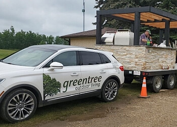 Edmonton landscaping company Greentree Outdoor Living