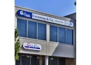 Hamilton accounting firm Grenning & Co.